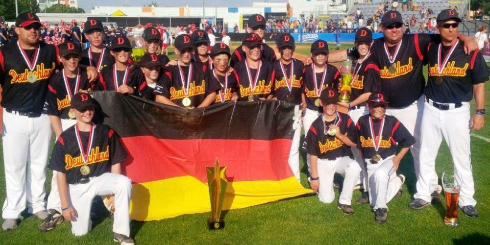 Deutschland U-12 Europameister