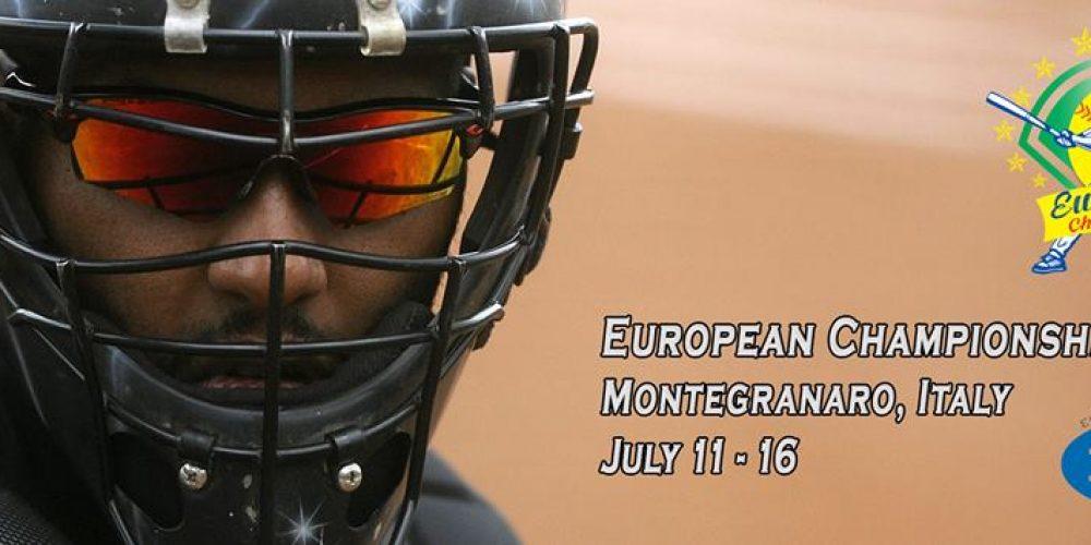 Herren Softball Fastpitch Europameisterschaft beginnt heute