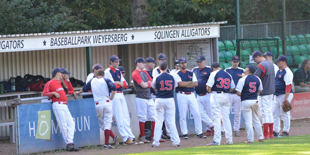 3. Herren starten am Sonntag in die Baseball-Saison