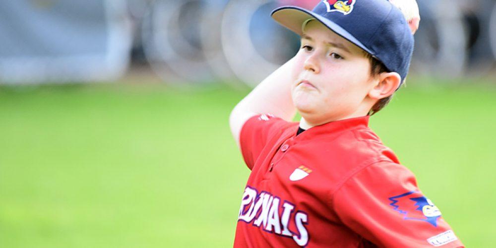 Little League Team der Cardinals startet erfolgreich in die Saison!