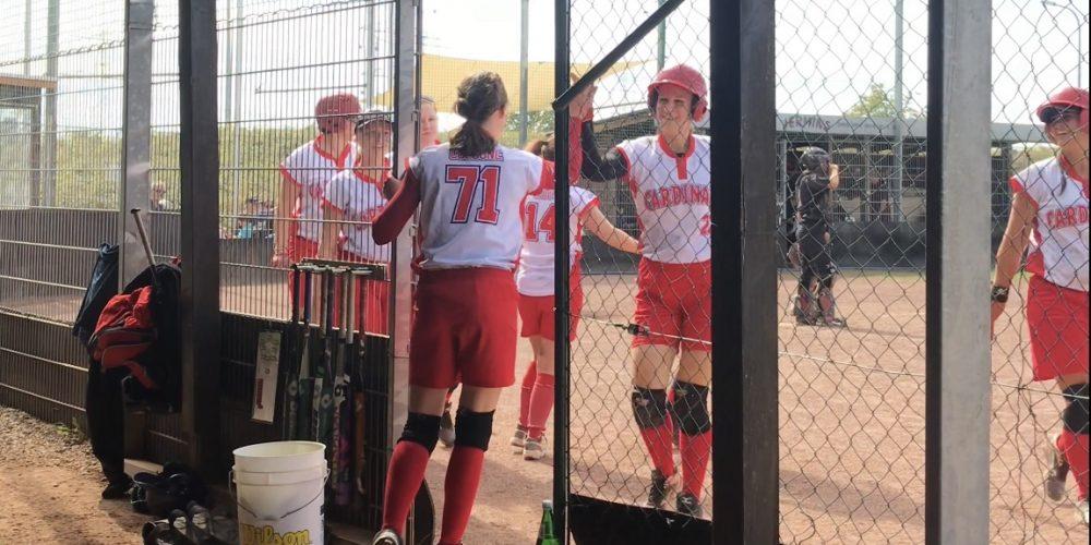 Dritter Split in Folge für die Cardinals-Damen