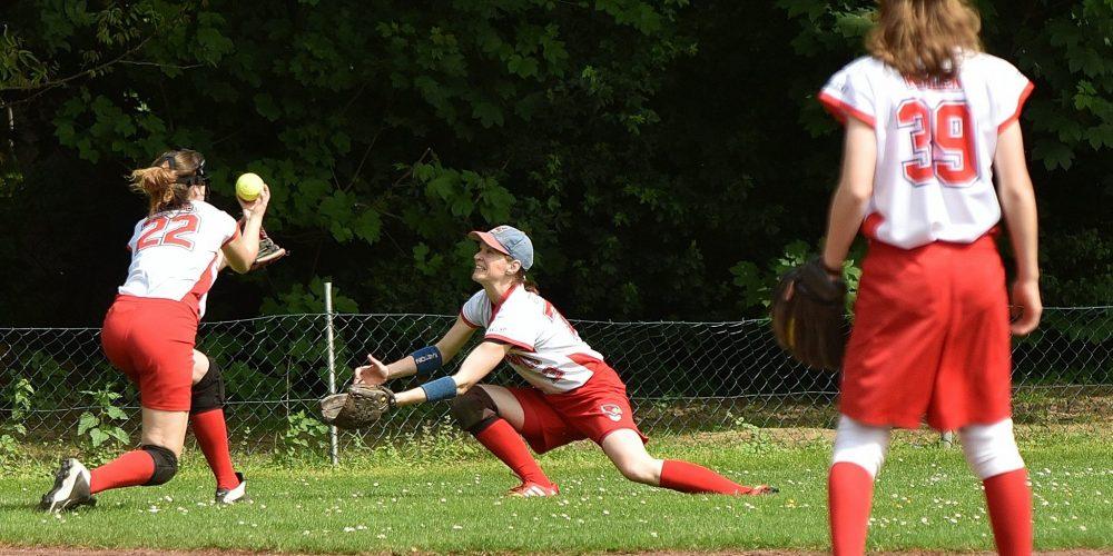 Sweep der Cardinals-Damen gegen die Duchess