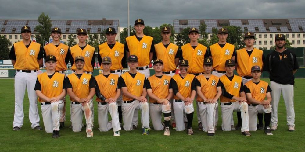 Cardinals Junioren Spieler bei DBA Showcase