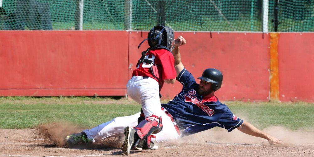 Cardinals mit Split gegen Hannover nach Unwetterunterbrechung