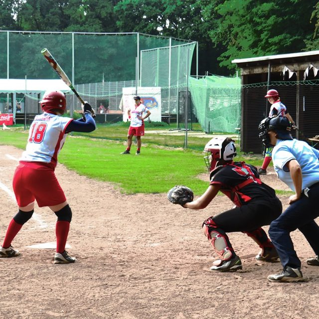 Whoop whoop, weiterer Sweep für die Cardinals-Damen!