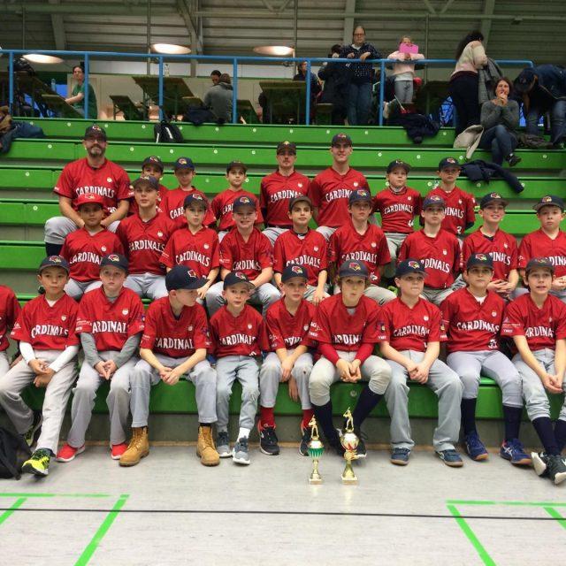 Cardinals Nachwuchs erfolgreich in Wuppertal!
