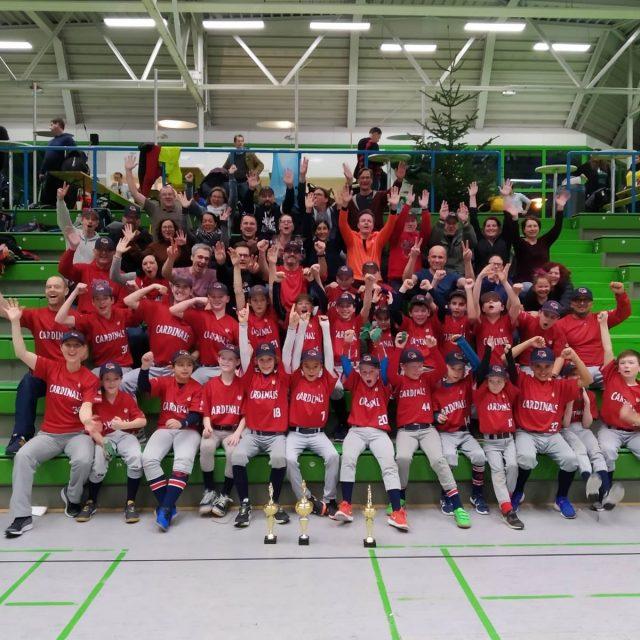Schüler Mannschaft erfolgreich in Wuppertal!