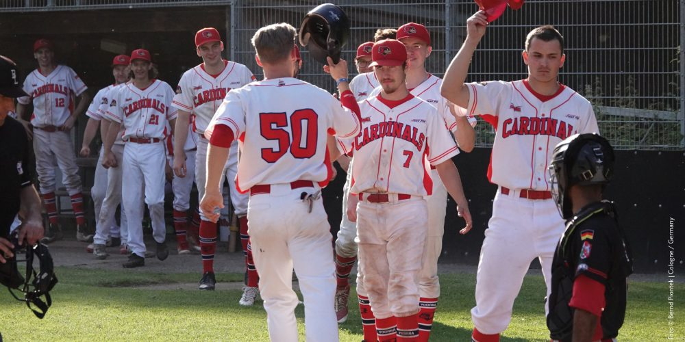 Baseball Bundesliga: Split zum Saisonauftakt