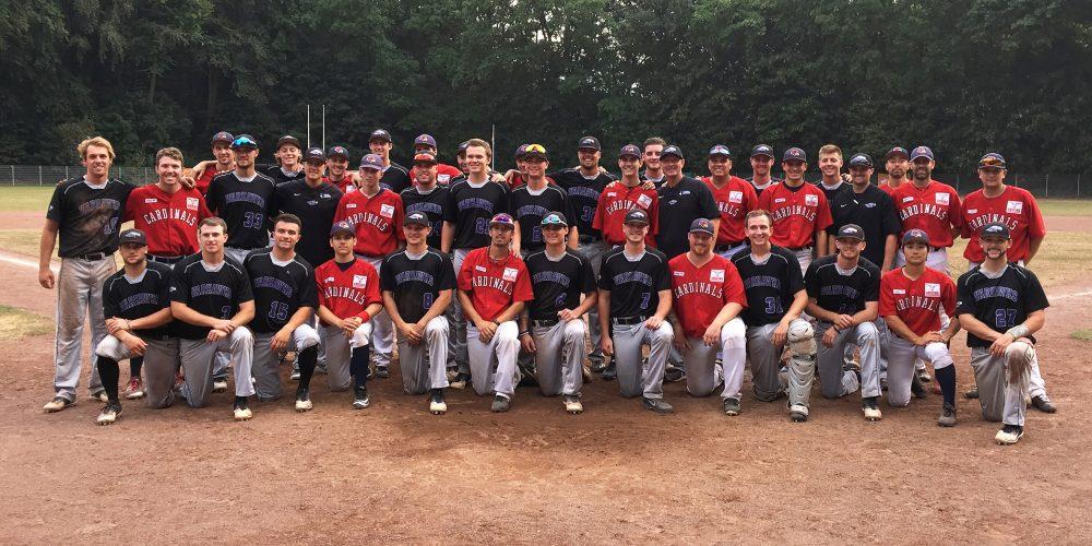 Warhawks zu Gast bei den Cardinals