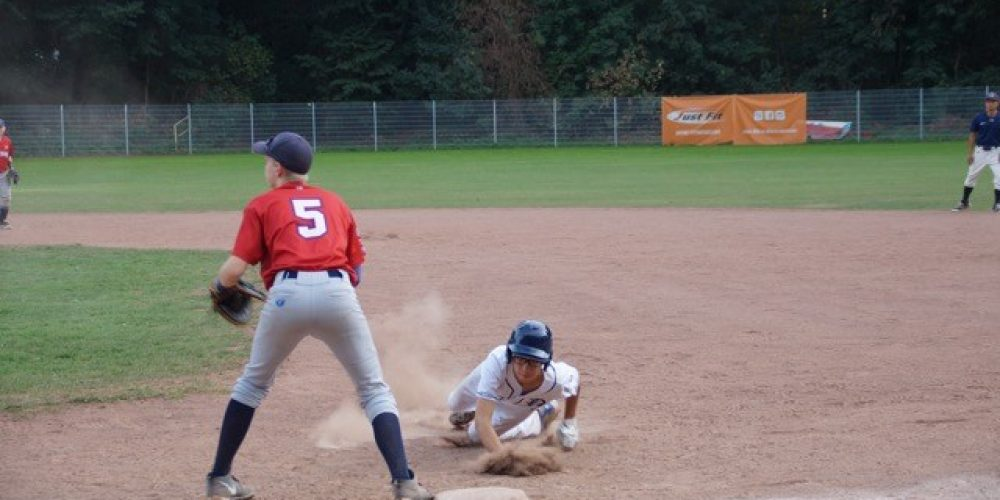 Junioren Landesliga gewinnt nach einem Punktefestival