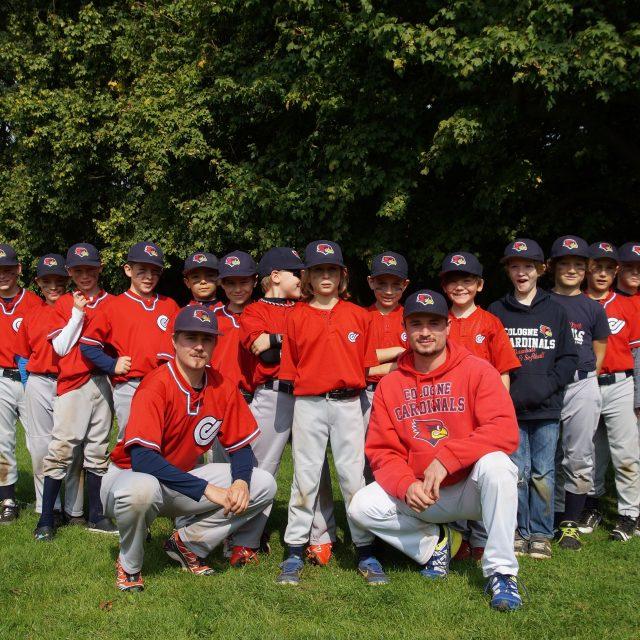 Schüler siegen im letzten Spiel und sind Gewinner der Tossball Liga II!