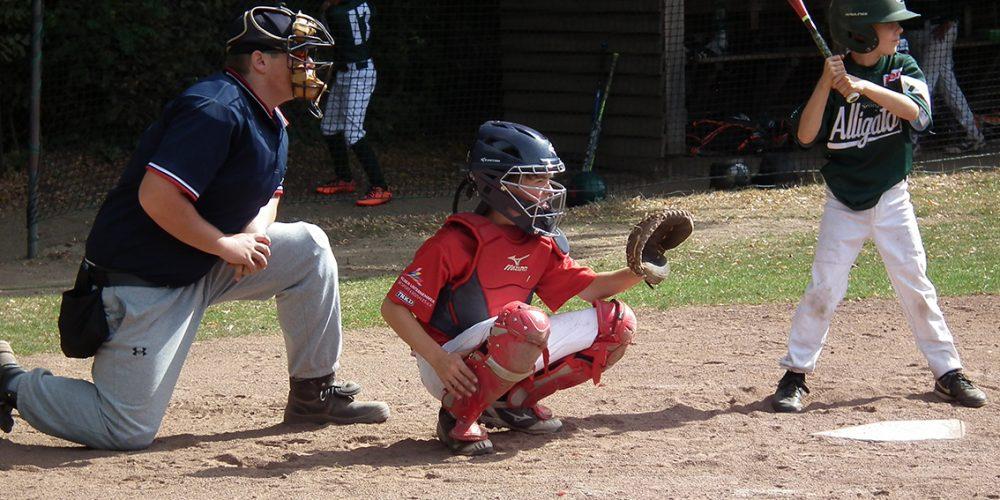 Schüler Little League Majors