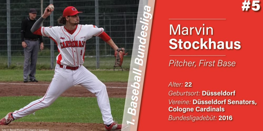VORSTELLUNG DER SPIELER: MARVIN STOCKHAUS